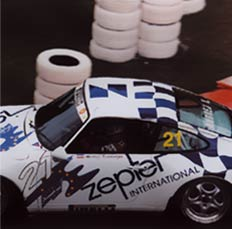 Car Racing Zepter Patrocinio