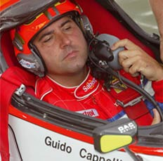 Zepter F1 Powerboat Patrocinio, Guido Cappellini