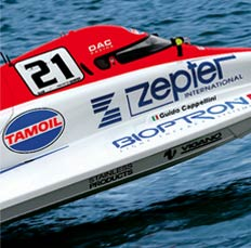 Zepter F1 Powerboat Patrocinio